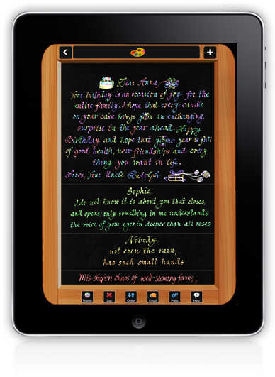 best handwriting app on ipad
